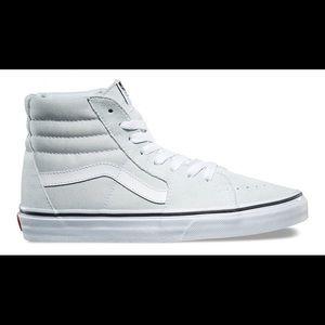 10274f7c9247c6 Vans Shoes - Vans SK8-Hi Ice Flow True White